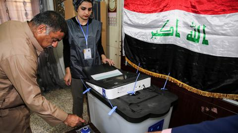 Iraq votes in first election since Daesh defeat