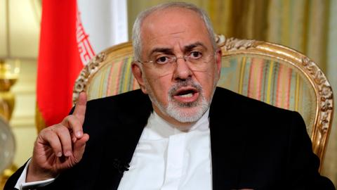 Iran's foreign minister on diplomatic tour to save nuclear deal