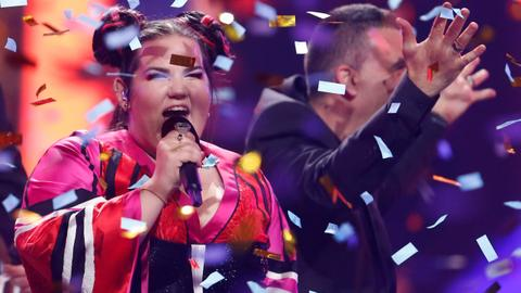 Israel's Netta Barzilai wins 2018 Eurovision Song Contest