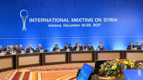 Syria talks start in Astana amid growing regional fears
