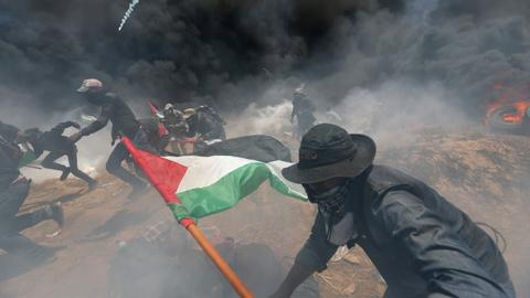 Here are the names of 60 Palestinians who were killed in Gaza on May 14