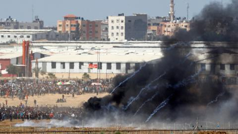Israeli violence in Gaza sparks international condemnation
