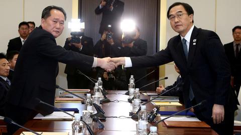 North, South Korea to hold high-level inter-Korea talks on May 16