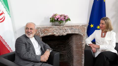Iran, EU try to save nuclear deal