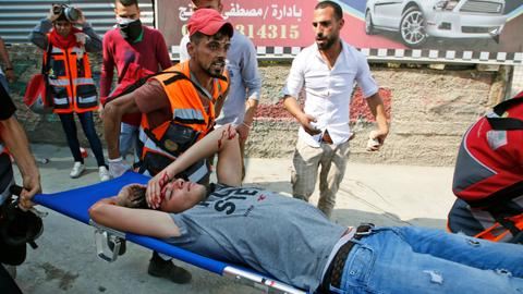 Turkey to treat wounded Palestinians in Ankara