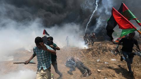 Israeli violence in Gaza sparks worldwide condemnation