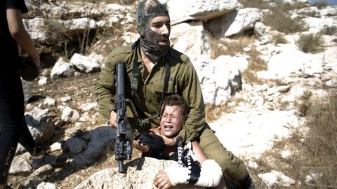 I am still proud to be Palestinian, and that is what Israel fears