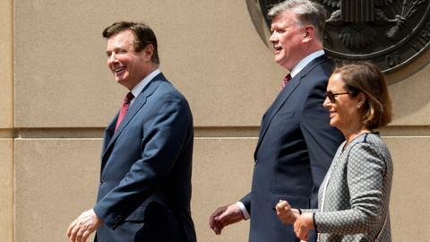 Robert Mueller had authority to prosecute Paul Manafort: judge
