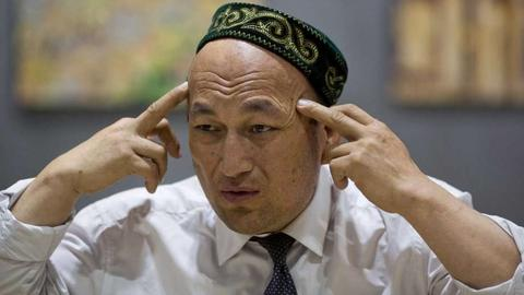 'Thank the Party!' China tries to brainwash Muslims in camps