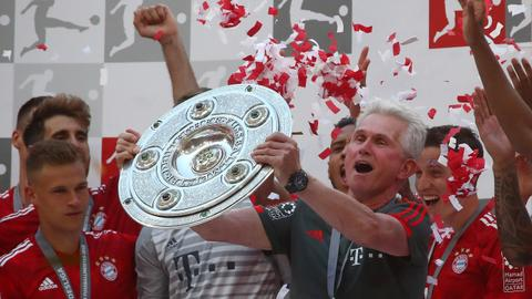 Bayern coach Heynckes calls it quits for good