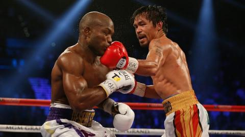Pacquiao closes boxing career with win against Bradley