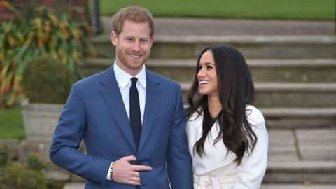 Harry and Meghan's wedding to blend royal tradition with Hollywood glamour