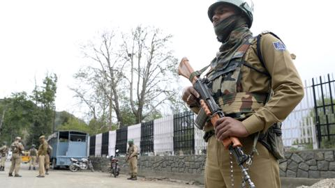 Indian-administered Kashmir shuts down to protest Modi visit