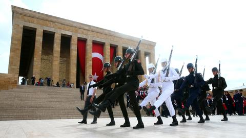 Turkey marks Youth and Sports Day
