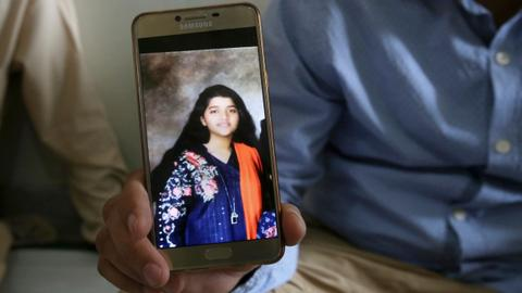 'Nightmare': Pakistan family mourns daughter killed in Texas shooting
