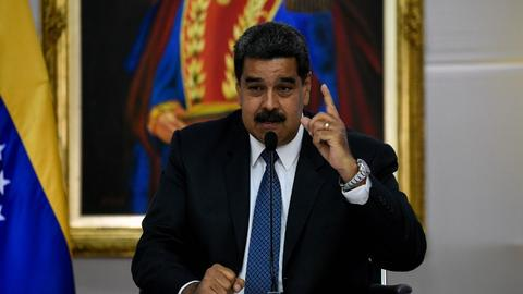 Venezuela's Maduro eyes second term despite economic woes