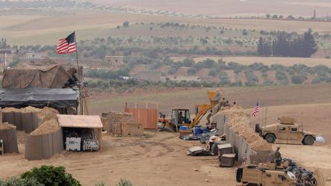 US to withdraw assistance from northwest Syria - US officials