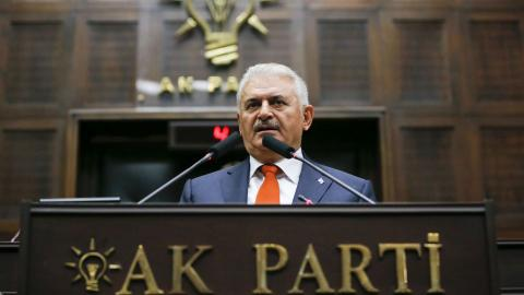 Turkish government seeks referendum on presidential system