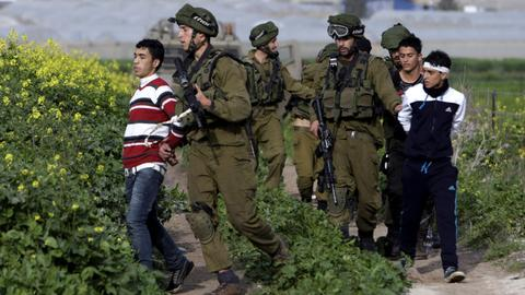 The unseen costs of imprisoning Palestinian minors