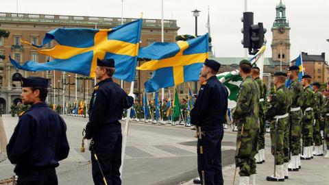 Swedes told to prepare for conflict in Cold War-style booklet