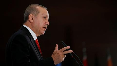 Erdogan says nuclear-armed states