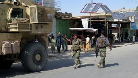 Dozens dead in fresh attacks in Afghanistan - officials
