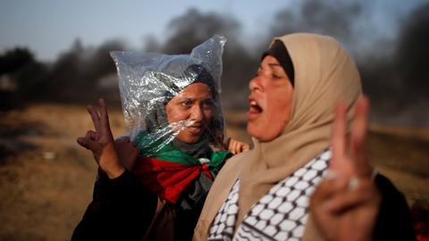 Palestine asks ICC to probe Israeli 'crimes' against Palestinians