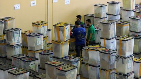 Reflection of the Iraqi parliamentary election in the KRG