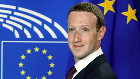 Facebook's Zuckerberg grilled by EU lawmakers over data leak
