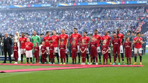 Manchester United named most valuable football team