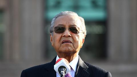 Malaysia to slash ministers' salaries, review projects in bid to cut debt