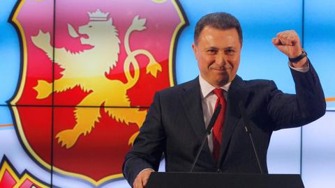 Macedonian ex-PM Gruevski sentenced over tender for luxury car