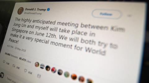 Trump can't block his critics on Twitter, judge rules
