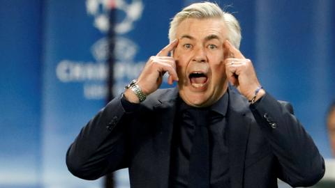 Ancelotti replaces Sarri with promise to end Napoli's 28-year title wait