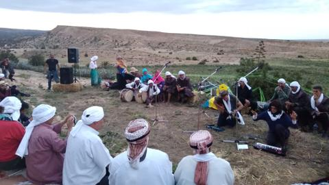 Tunisians of Semmama celebrate mountain culture to challenge extremism
