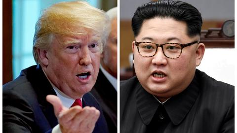 Trump says North Korea summit could still happen
