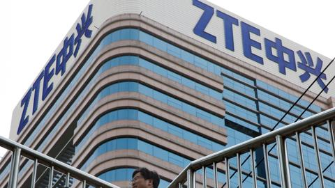 White House has deal to lift sanctions on China's ZTE: report