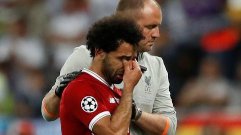 Klopp says Salah doubtful for World Cup, Egypt more hopeful