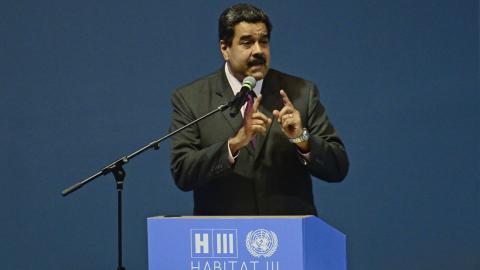 Venezuela suspends referendum drive against president
