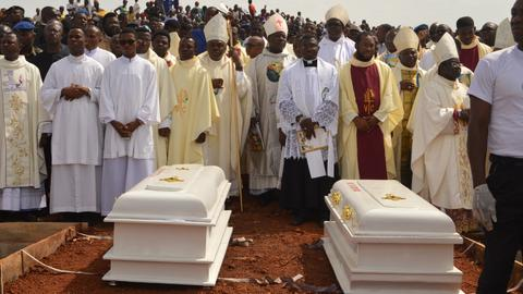 Nigeria observes national mourning day for Benue victims