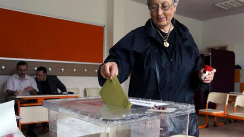 How does Turkey's electoral system work?