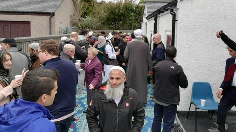 From hostility to hospitality: the story behind Scotland's newest mosque