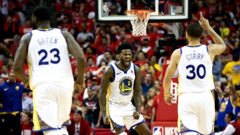 Warriors sink ice-cold Rockets, head back to NBA finals