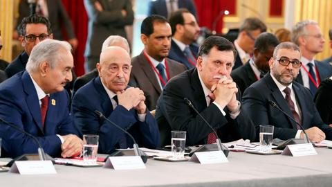 Libyan factions agree to December 10 elections