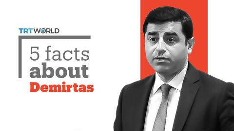Turkey's presidential elections and candidates: 5 facts about Selahattin Demirtas