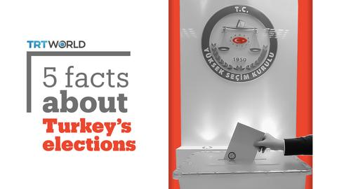 Turkey's presidential and parliamentary elections: 5 things to know