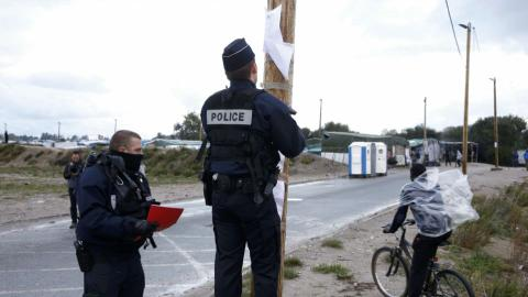 Volunteers say Calais camp more a village than a