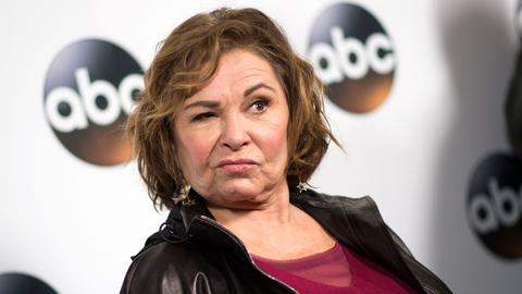ABC cancels hit show 'Roseanne' after star's racist tweet