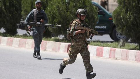 Attack on interior ministry in Kabul over, gunmen killed – police chief