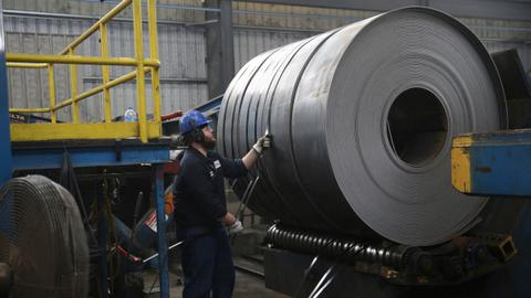 US to hit EU with steel and aluminum tariffs: report